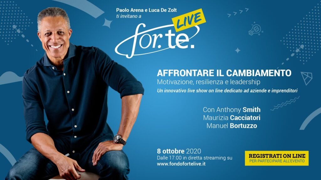 Cover evento Fondo For.Te. Live