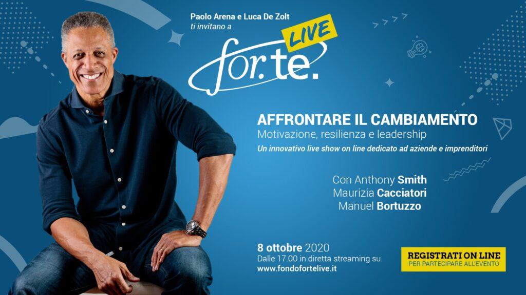 Cover evento Fondo For.Te. Live